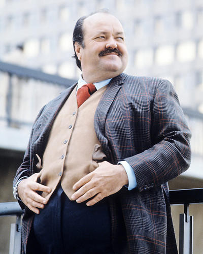 This is an image of 274995 William Conrad Photograph & Poster