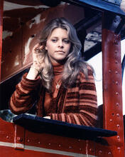 This is an image of 275034 Lindsay Wagner Photograph & Poster