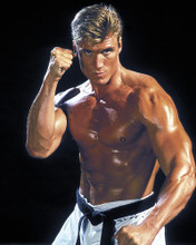 This is an image of 275063 Dolph Lundgren Photograph & Poster