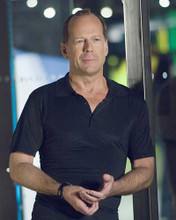 This is an image of 275343 Bruce Willis Photograph & Poster