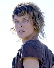 This is an image of 276834 Milla Jovovich Photograph & Poster