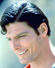 This is an image of 277088 Christopher Reeve Photograph & Poster