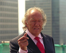 This is an image of 271562 Michael Gambon Photograph & Poster