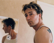 This is an image of 271694 Edward Norton Photograph & Poster