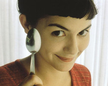 This is an image of 271815 Audrey Tautou Photograph & Poster