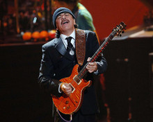 This is an image of 272601 Carlos Santana Photograph & Poster