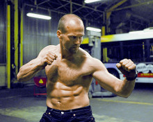 This is an image of 273719 Jason Statham Photograph & Poster