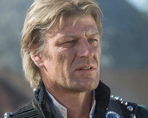 This is an image of 275163 Sean Bean Photograph & Poster