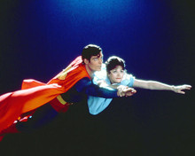 This is an image of 277113 Superman Photograph & Poster
