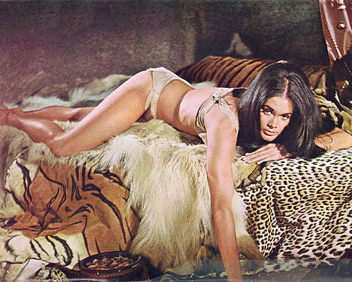 This is an image of 277172 Martine Beswick Photograph & Poster