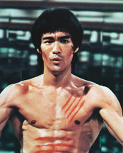 This is an image of 234132 Bruce Lee Photograph & Poster