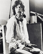 This is an image of 169880 Mick Jagger Photograph & Poster