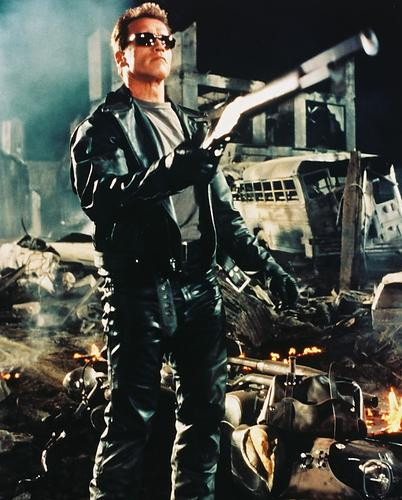 This is an image of 238134 Arnold Schwarzenegger Photograph & Poster