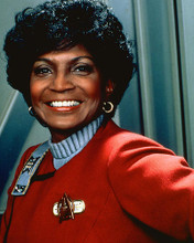 This is an image of 254155 Nichelle Nichols Photograph & Poster