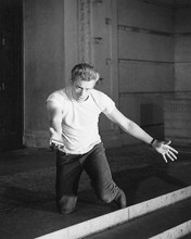 This is an image of 170598 James Dean Photograph & Poster