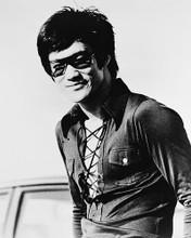 This is an image of 170372 Bruce Lee Photograph & Poster