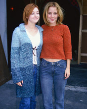 This is an image of 261400 Buffy the Vampire Slayer Photograph & Poster
