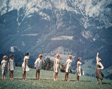 This is an image of 258335 The Sound of Music Photograph & Poster