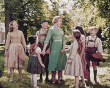 This is an image of 259153 The Sound of Music Photograph & Poster