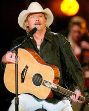 This is an image of 282114 Alan Jackson Photograph & Poster