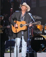 This is an image of 282136 Alan Jackson Photograph & Poster