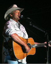 This is an image of 282137 Alan Jackson Photograph & Poster
