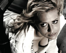 This is an image of 282173 Brittany Murphy Photograph & Poster