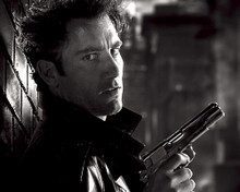 This is an image of 192669 Clive Owen Photograph & Poster