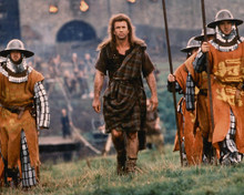 This is an image of 282337 Braveheart Photograph & Poster