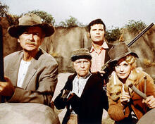 This is an image of 282373 The Beverly Hillbillies Photograph & Poster