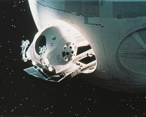 This is an image of 282469 2001: a Space Odyssey Photograph & Poster