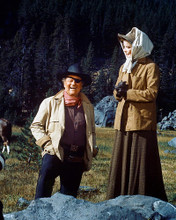 This is an image of 282517 Rooster Cogburn Photograph & Poster