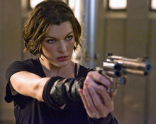 This is an image of 282641 Milla Jovovich Photograph & Poster