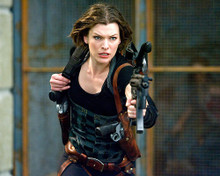 This is an image of 282642 Milla Jovovich Photograph & Poster