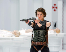 This is an image of 282643 Milla Jovovich Photograph & Poster