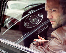 This is an image of 282648 Jason Statham Photograph & Poster