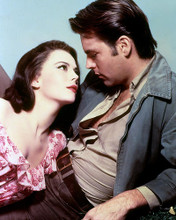 This is an image of 282659 Natalie Wood and Robert Wagner Photograph & Poster