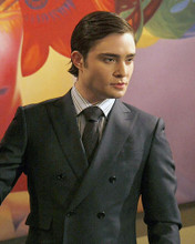 This is an image of 282920 Ed Westwick Photograph & Poster