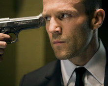 This is an image of 282706 Jason Statham Photograph & Poster