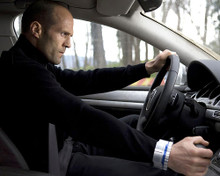 This is an image of 282707 Jason Statham Photograph & Poster