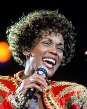 This is an image of 282905 Whitney Houston Photograph & Poster
