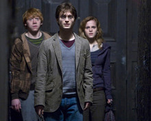 This is an image of 283015 Harry Potter and the Deathly Hallows Photograph & Poster