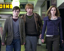 This is an image of 283053 Harry Potter and the Deathly Hallows Photograph & Poster