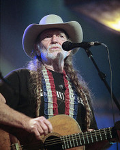 This is an image of 283083 Willie Nelson Photograph & Poster