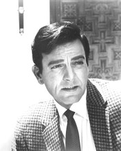 This is an image of 192748 Mike Connors Photograph & Poster