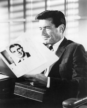 This is an image of 192756 Efrem Zimbalist Jr Photograph & Poster