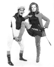 This is an image of 192873 Diana Rigg Photograph & Poster