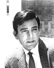 This is an image of 192901 Mike Connors Photograph & Poster