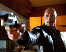 This is an image of 283226 Dwayne Johnson Photograph & Poster