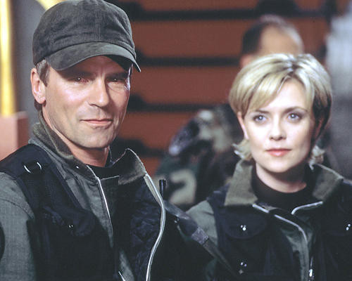 This is an image of 283134 Stargate Sg1 Photograph & Poster